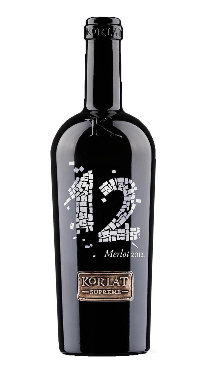 Korlat Supreme Merlot 2012 Core Kornati