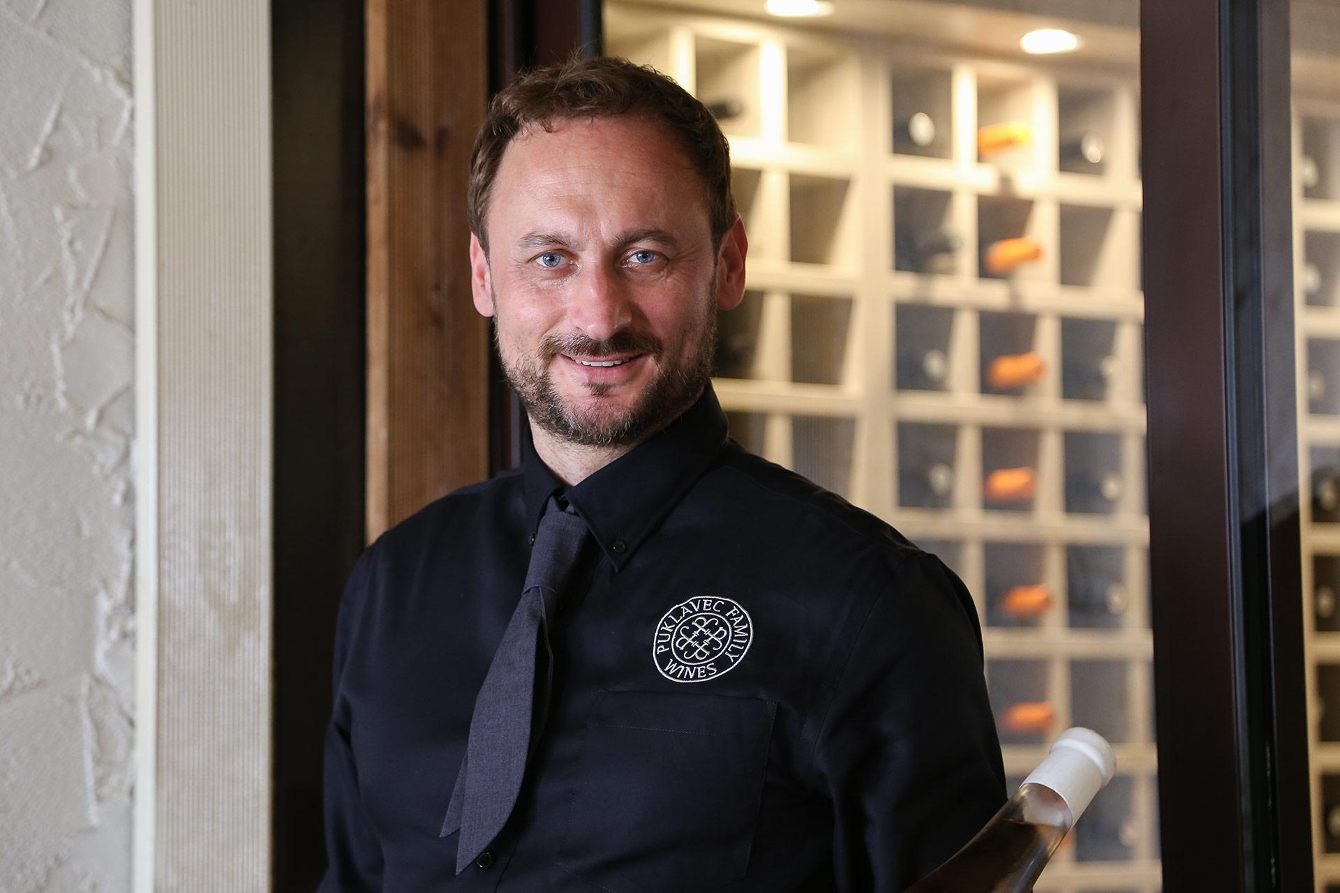 Mario Meštrović - Sommelier at Core Kornati